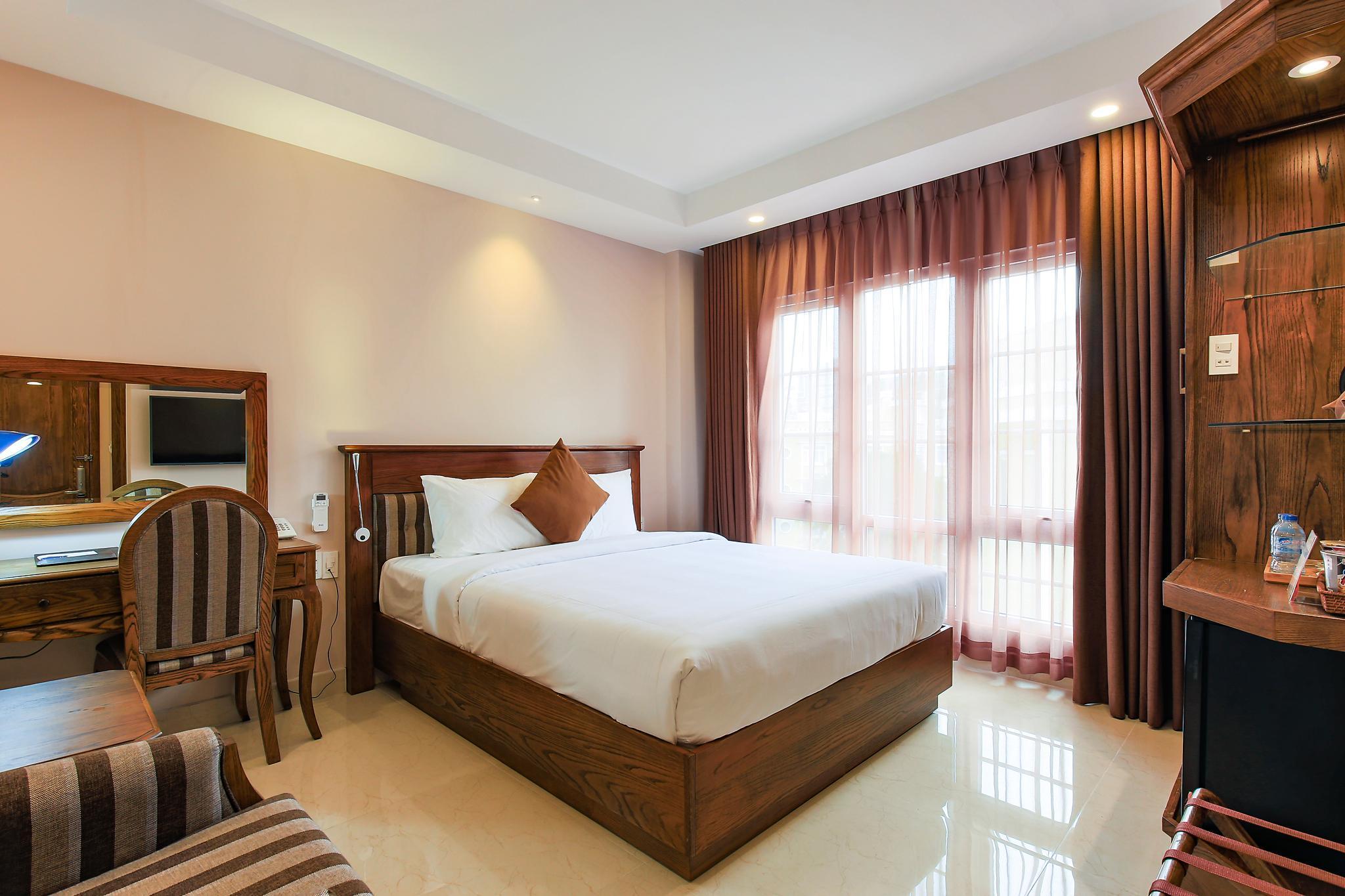 Hoang Lan Hotel, Quận 3