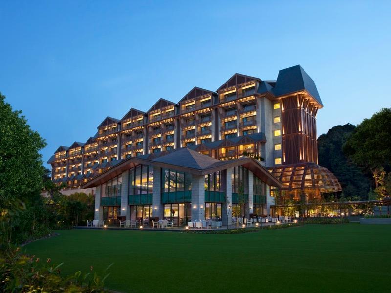 Resorts World Sentosa - Equarius Hotel