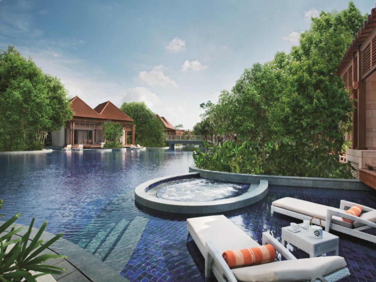 Best Price On Resorts World Sentosa Beach Villas In Singapore Reviews