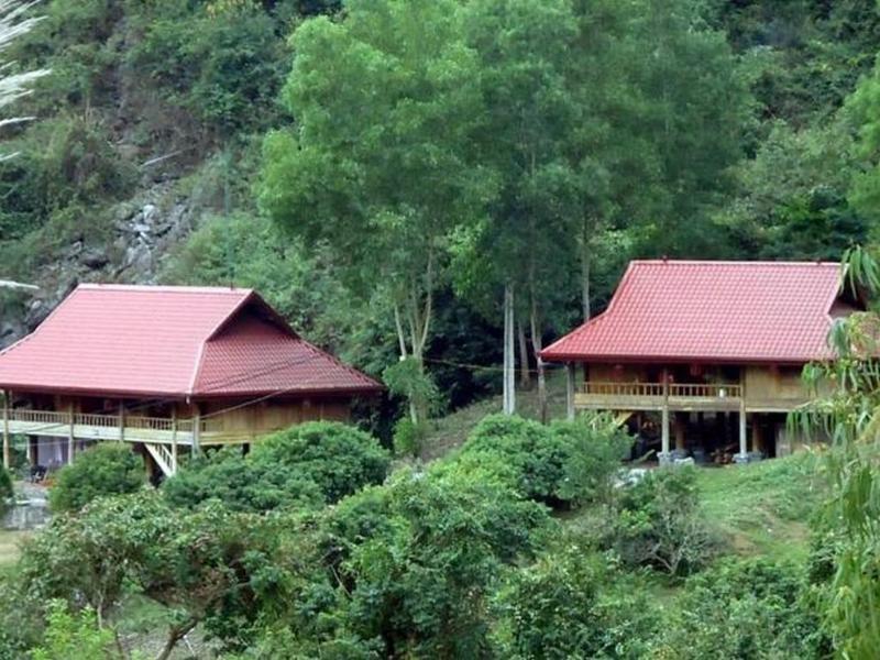 Khách sạn Cát Bà Eco Lodge