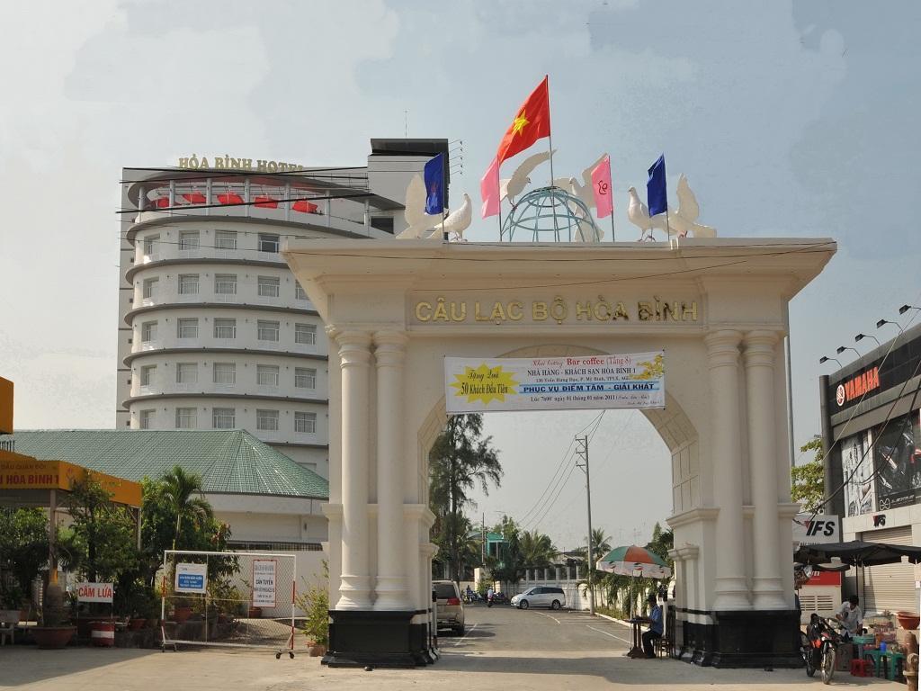 Hoa Binh 1 Hotel, Long Xuyen Township