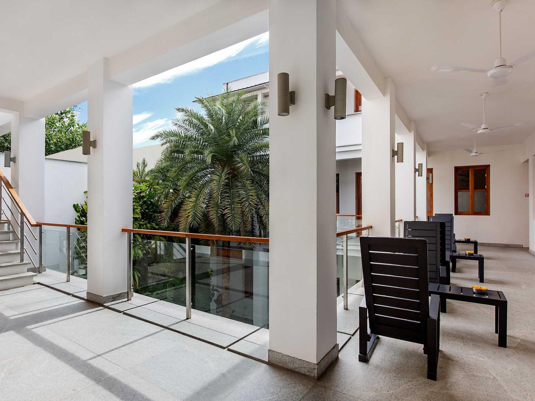 Villa Shanti, Puducherry