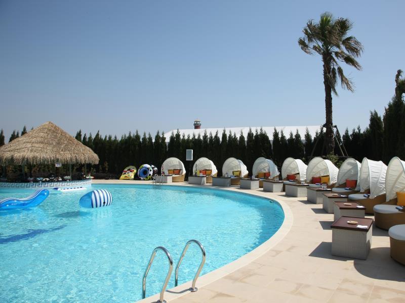Nine Dragons San Marco Holiday Hotel, Jiaxing