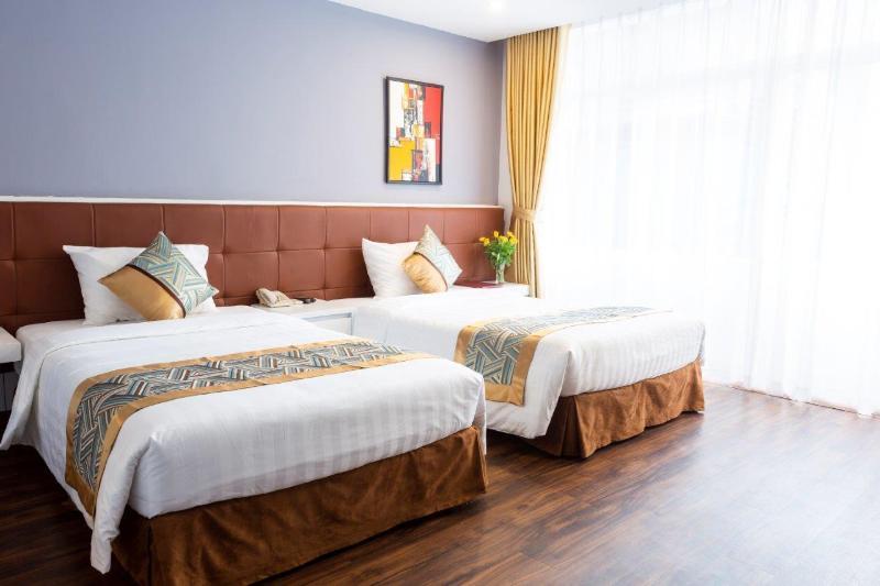 Khách sạn Lucky - 69 Trần Duy Hưng