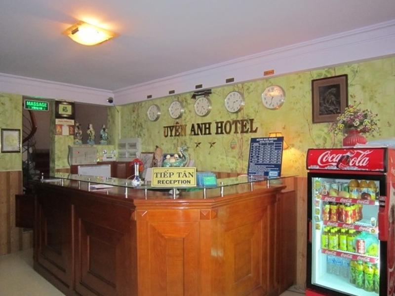 Khách Sạn Uyên Anh Hồ Chí Minh
