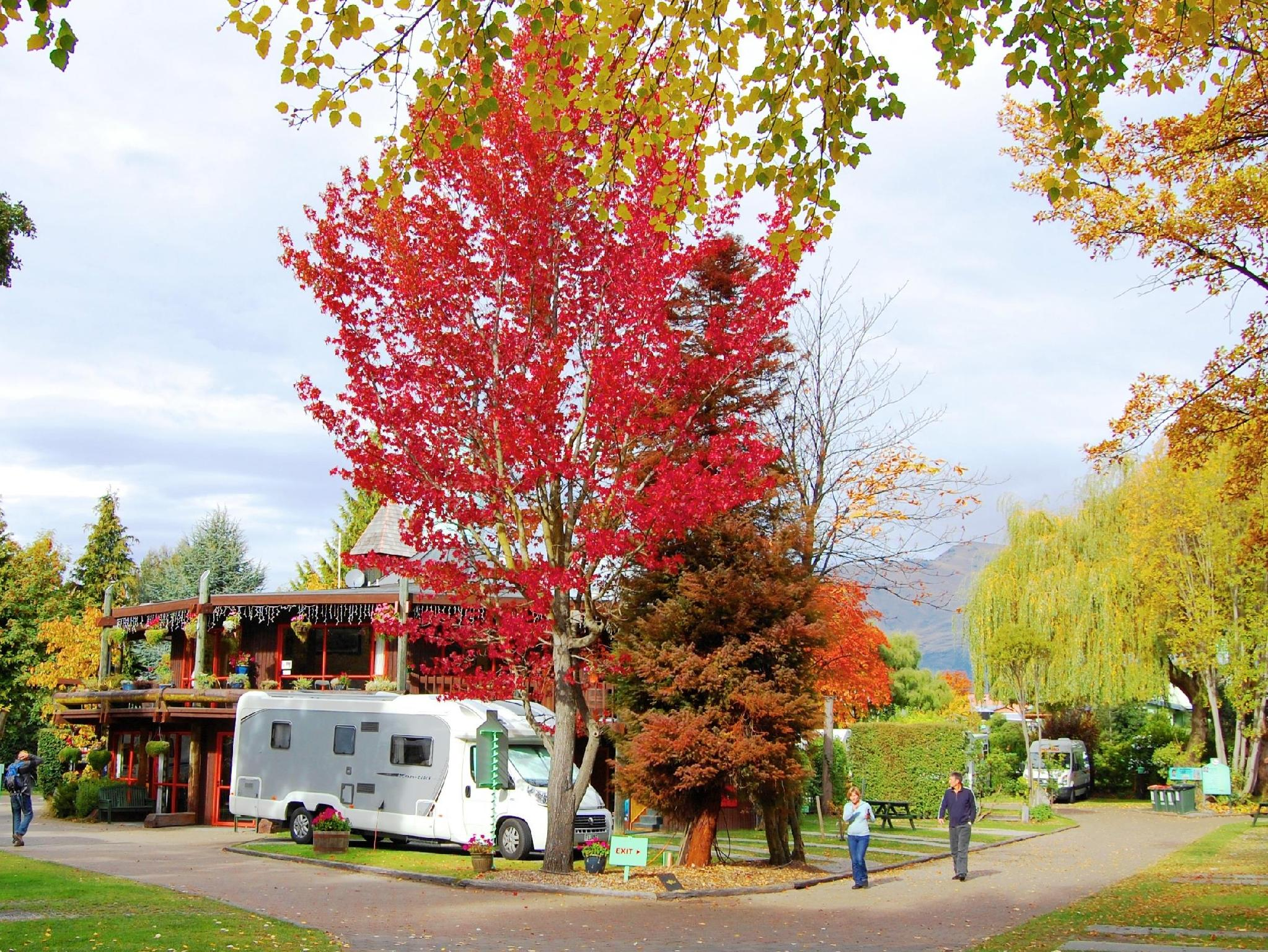 Queenstown Holiday Park & Motels Creeksyde, Queenstown-Lakes