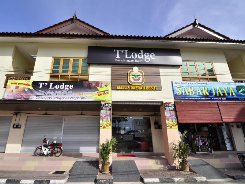 T'Lodge, Besut