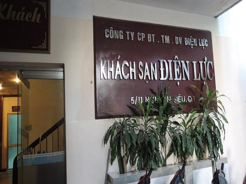 Khách Sạn Điện Lực Hồ Chí Minh