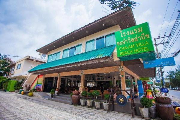 Cha Am Villa Beach Hua Hin