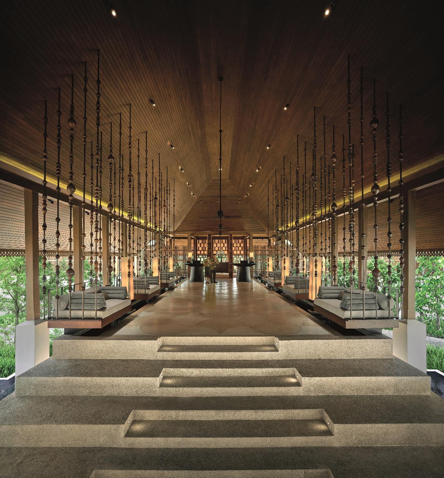 The Ritz-Carlton, Koh Samui, Ko Samui