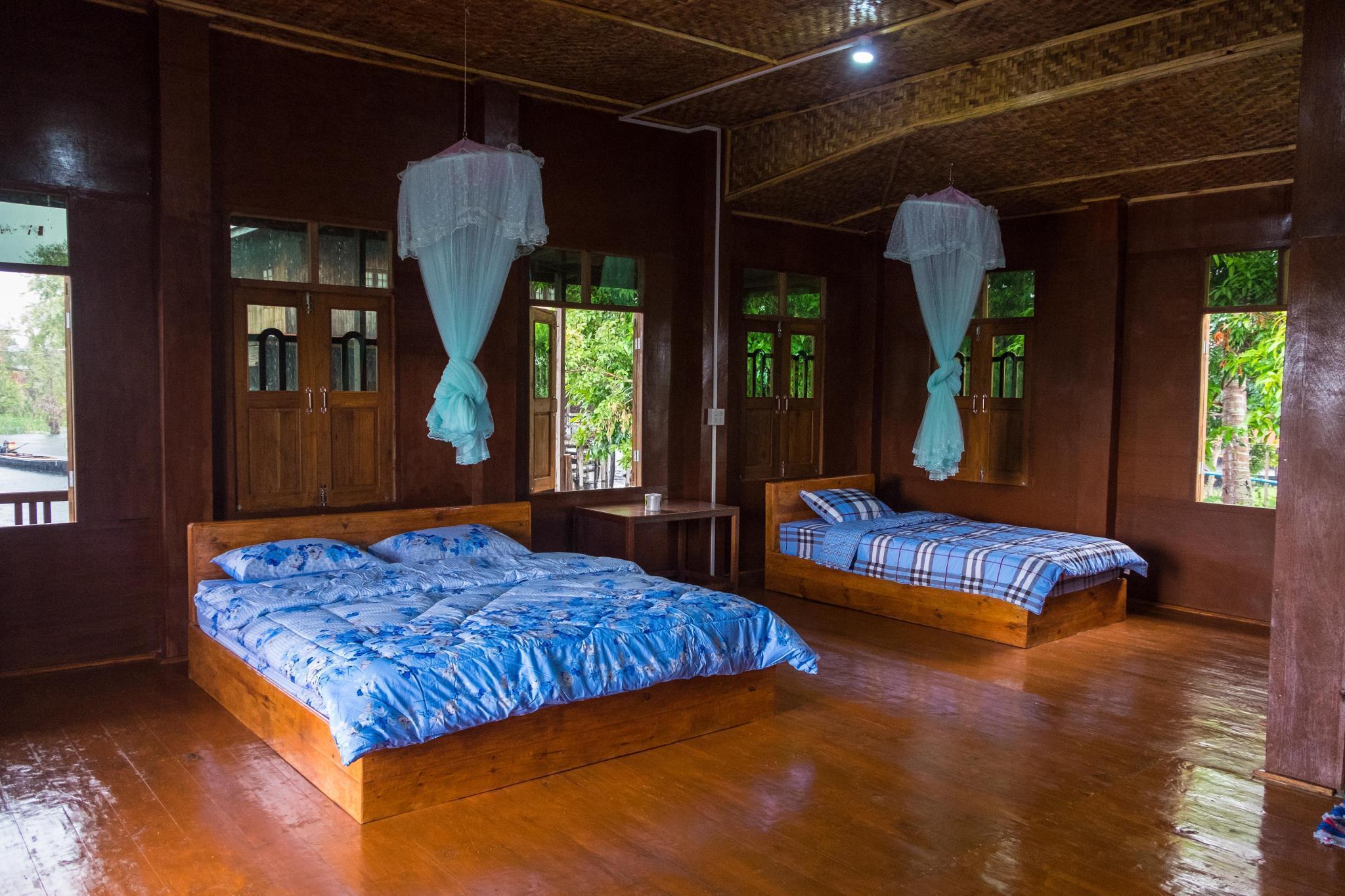 Innthar Lodge Homestay, Taunggye