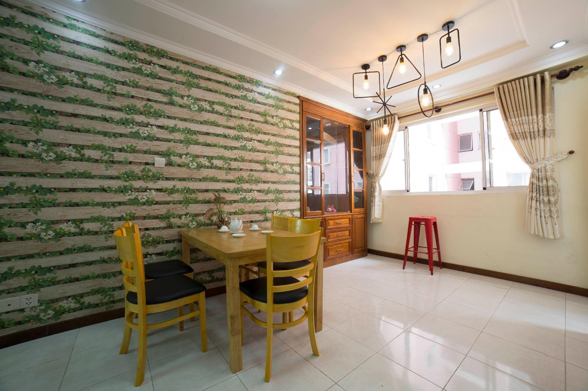 Helio Saigon Apartments, Quận 1