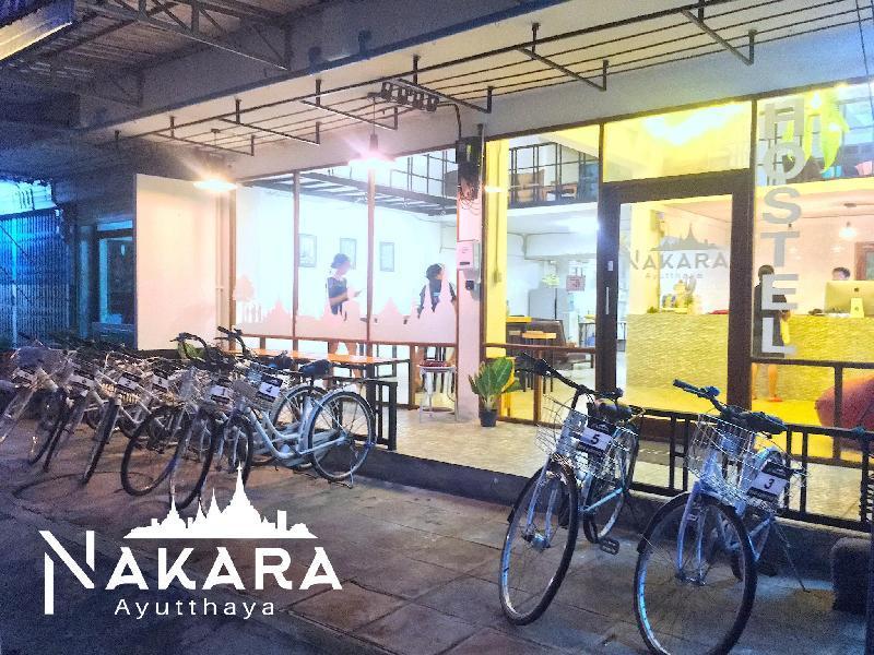 Nakara Hostel Ayutthaya