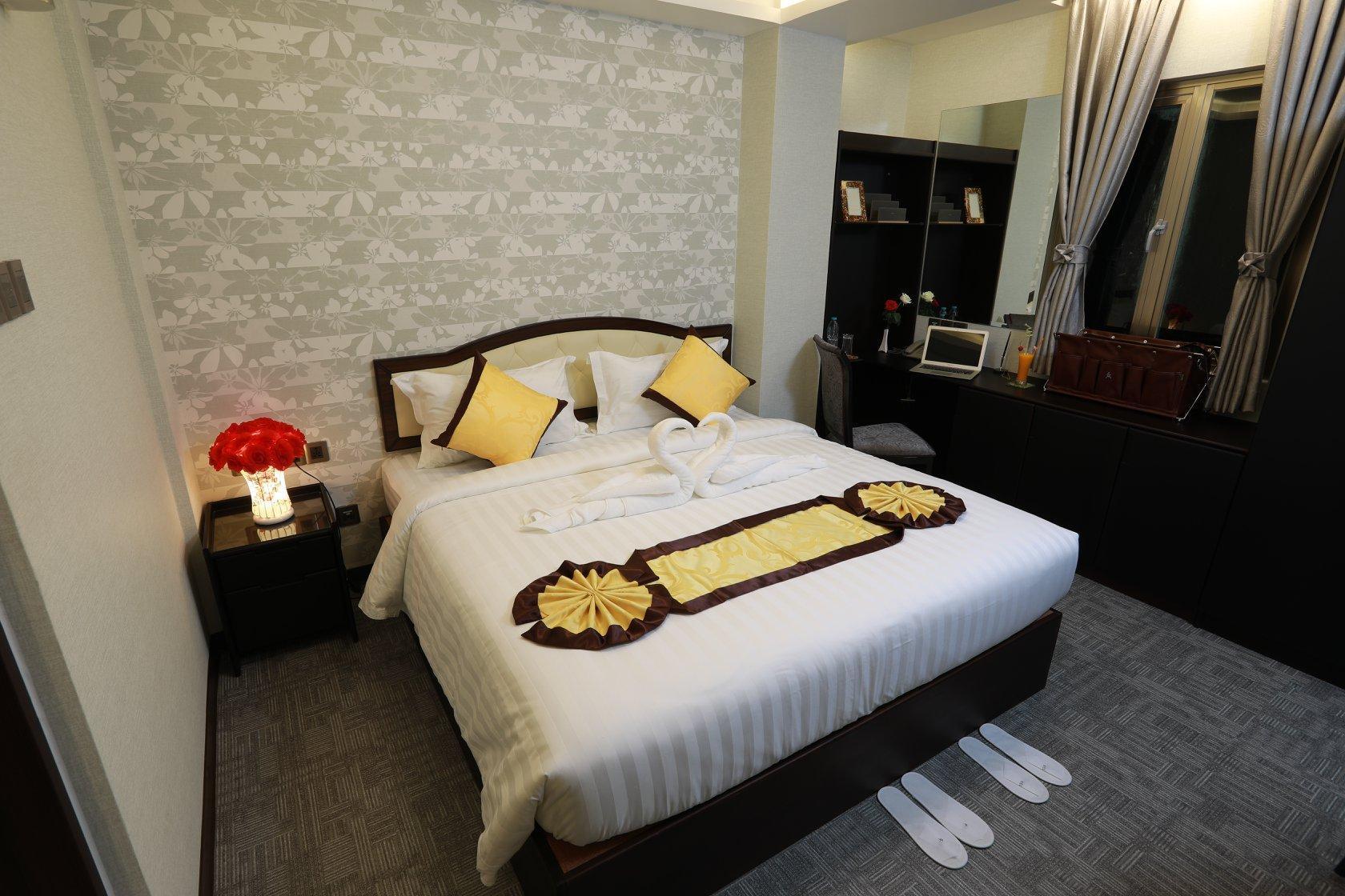 Rose Palace Hotel Yangon, Yangon-E