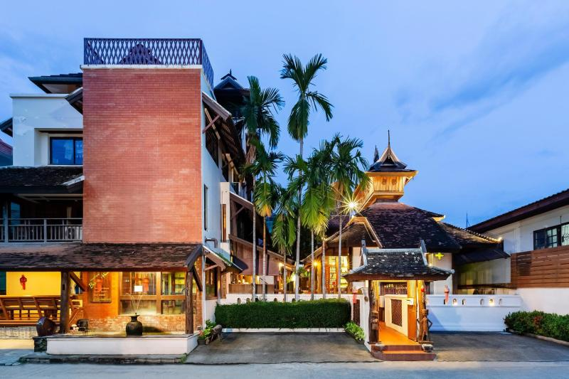 Amata Lanna Jangmuang(Old Name:Jangmuang Boutique House