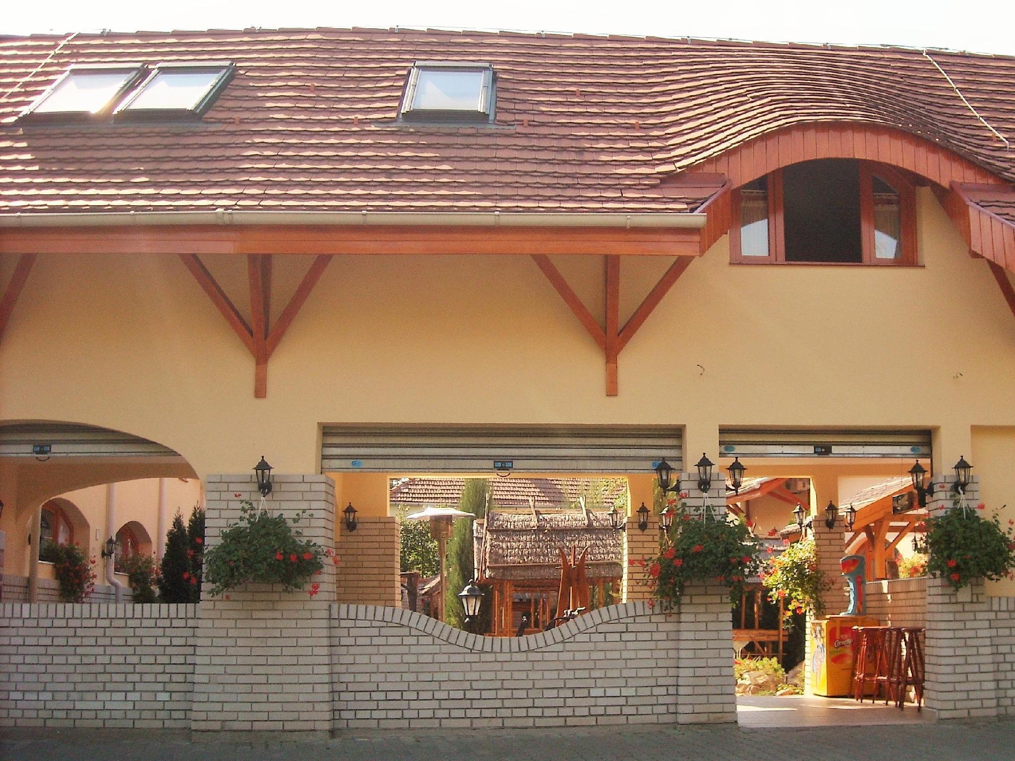 Fodor Hotel, Gyulai