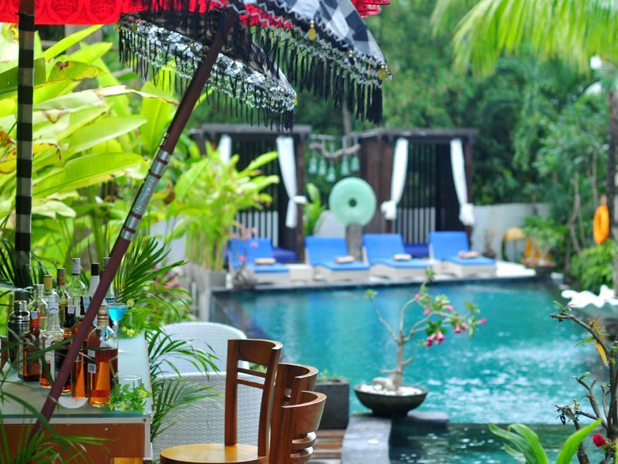 Marbella Pool Suite Seminyak (Formerly Cattleya Suite Condotel Bali)