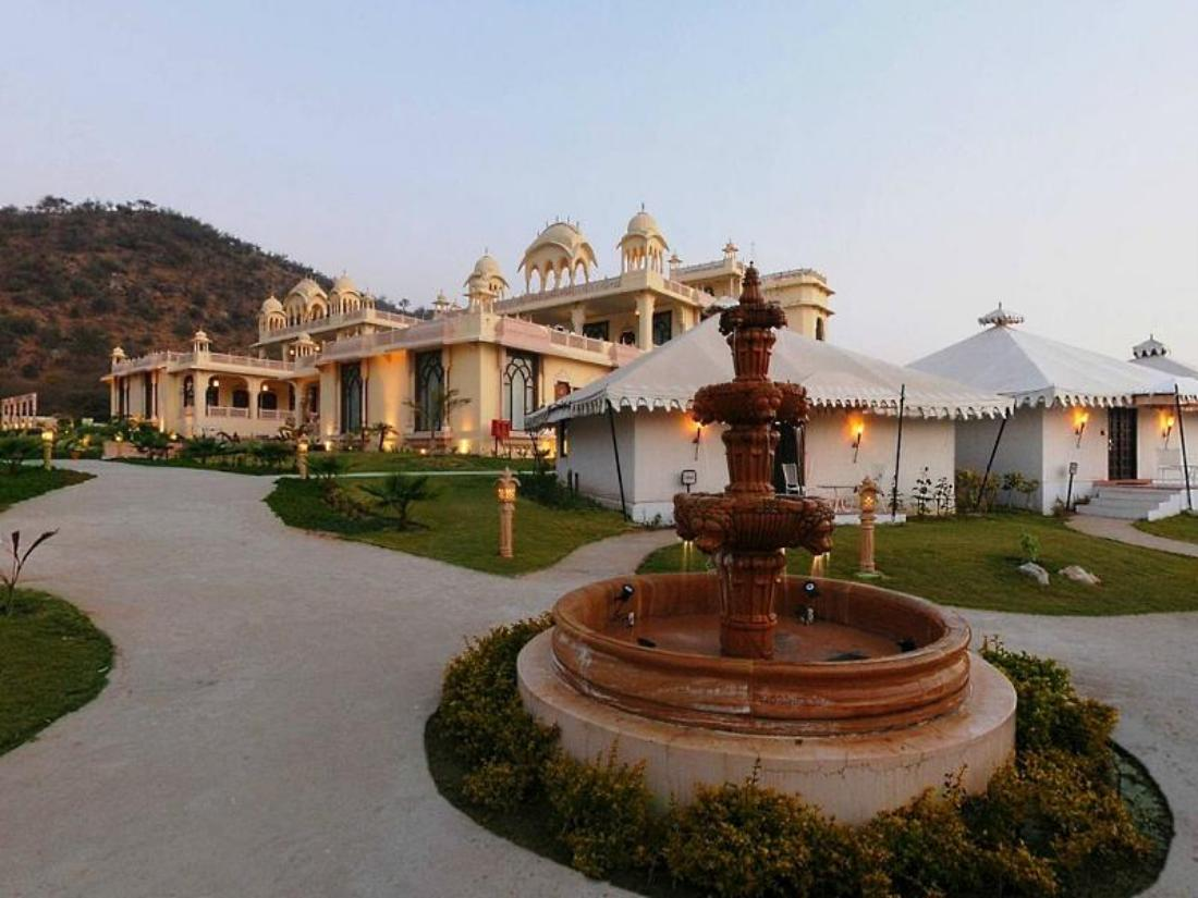 Best price on rajasthali resort spa in jaipur reviews for F salon jaipur prices
