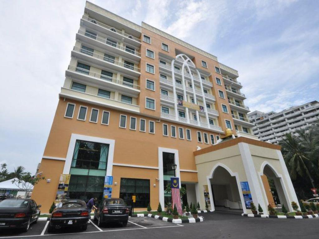 Best Price on Pantai Puteri Hotel in Malacca + Reviews!