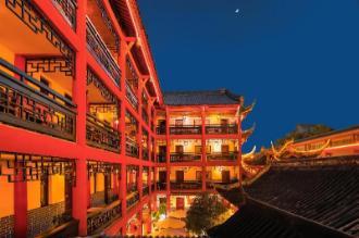 Chengdu Dreams Travel Wenjun Courtyard Hotel Kuanzhai Alley Branch