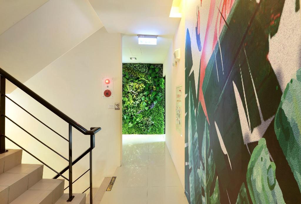 家庭房(2樓) - 入口