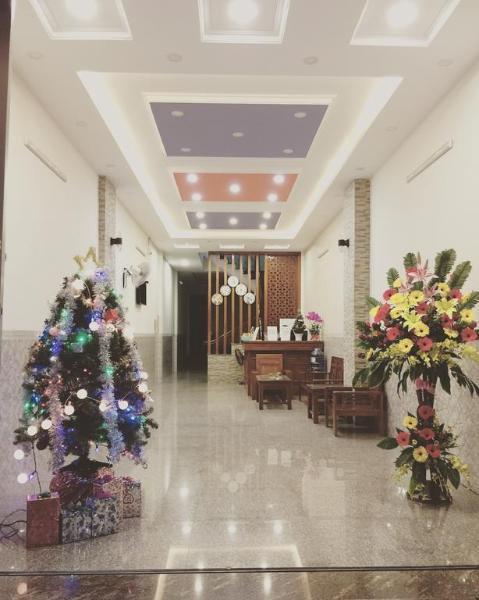 Khách sạn Sao Biển