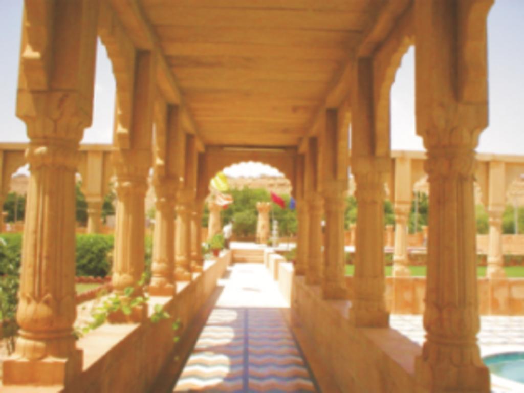 Hotel Mahadev Palace Jaisalmer