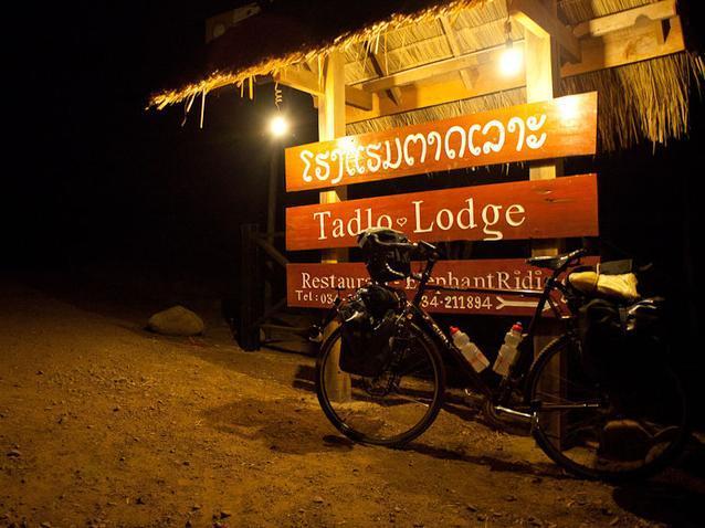 Tadlo Lodge, Saravane