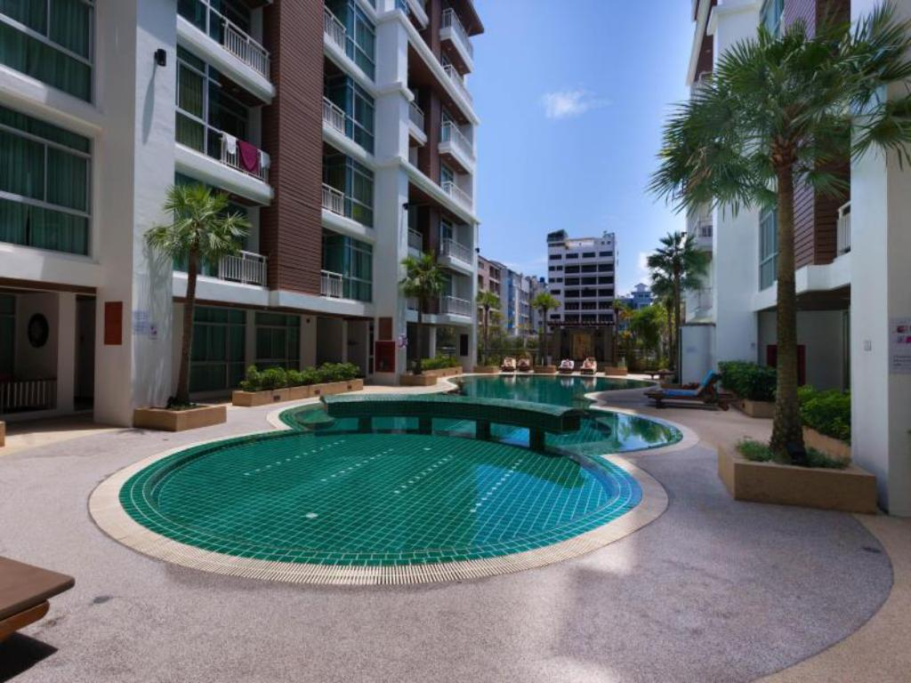 Best price on art patong serviced apartments in phuket for Patong apartments