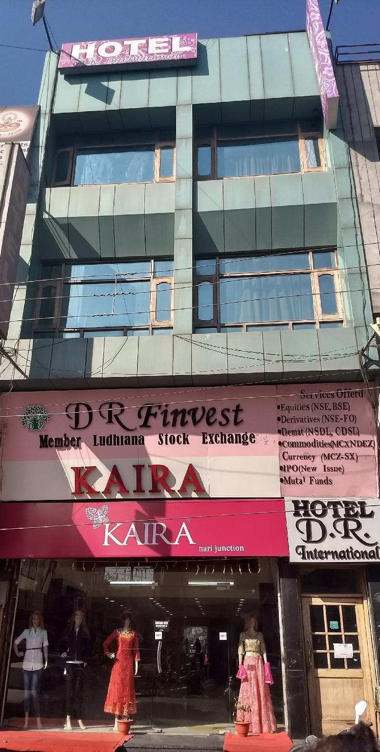 Hotel D R International, Ambala