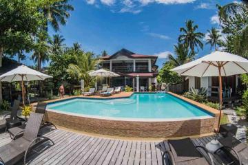 top rated hotels in siargao