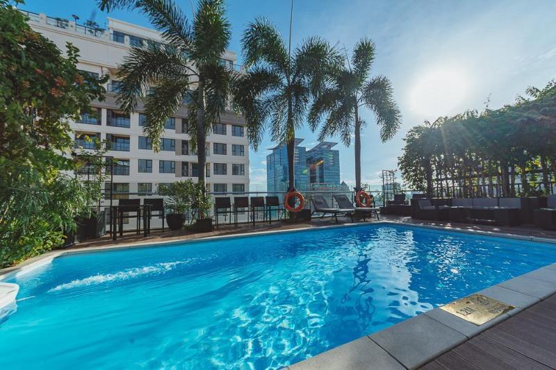 Khách sạn Paragon Saigon