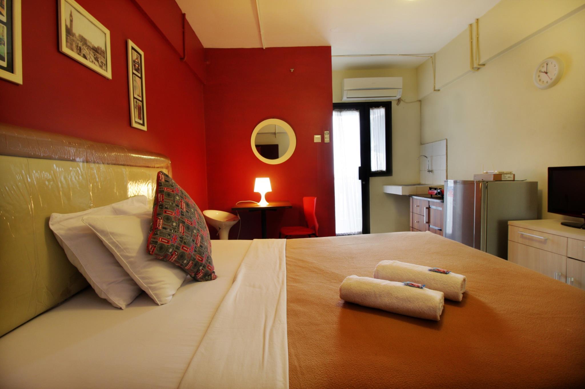 The London Living Apartment at Kebagusan City, Jakarta Selatan