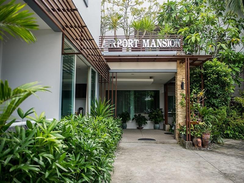 Airport Mansion Phuket, Pulau Phuket