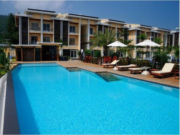 Boonjumnong Modern Apartments Koh Samui