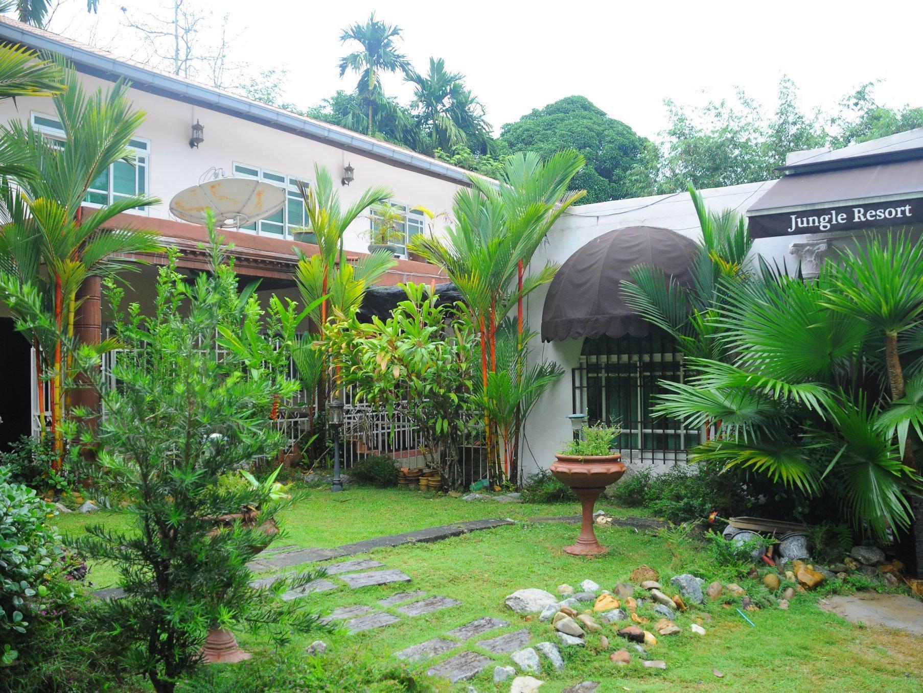 Jungle Resort, Sik