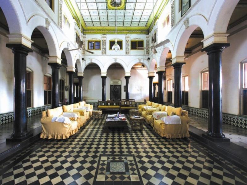 Chettinadu Mansion - An Authentic Heritage Palace