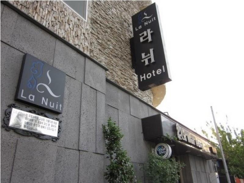 Goodstay Lanuit Hotel, Jeonju