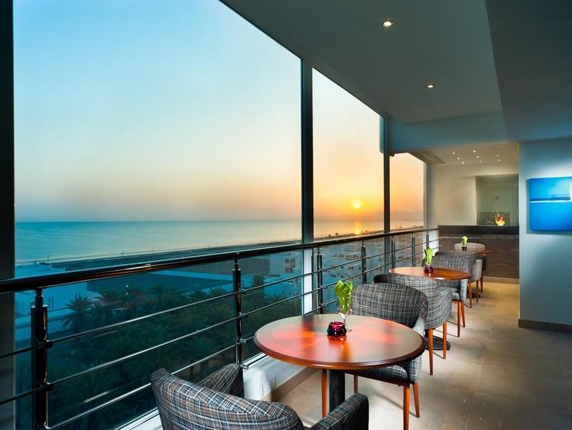 Al Hail Waves Hotel, A Seeb