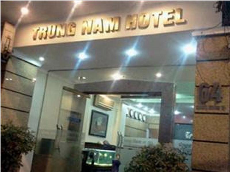 Trung Nam Hotel - Nguyen Truong To, Ba Đình