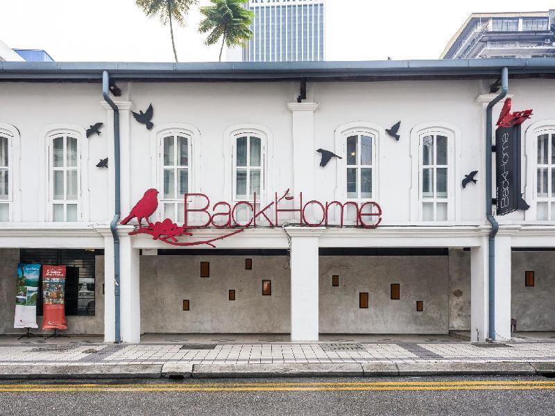 Backhome KL