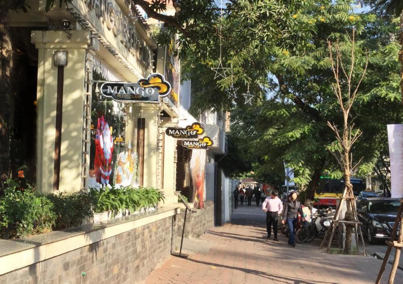 Mango Hotel - Le Duan