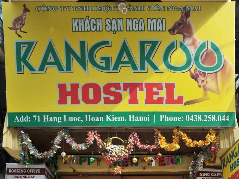 Kangaroo Hostel, Hoàn Kiếm