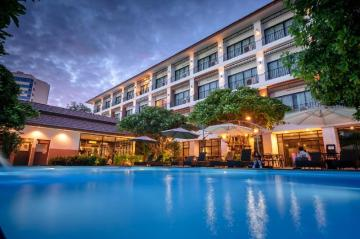 The Pannarai Hotel, Udon Thani, Thailand