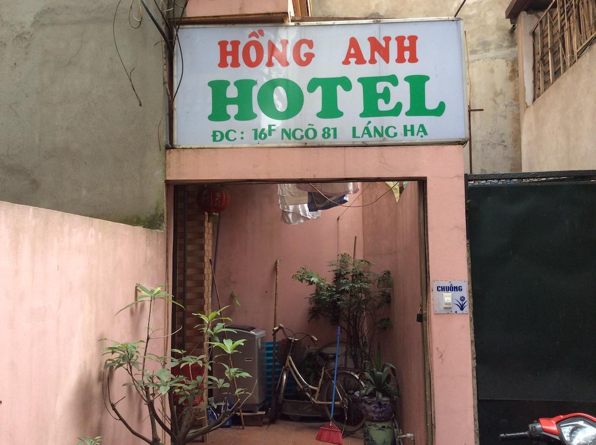 Hong Anh Hotel - Lang Ha, Ba Đình