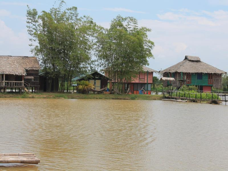 Kahang Organic Rice Eco Farm Resort, Keluang
