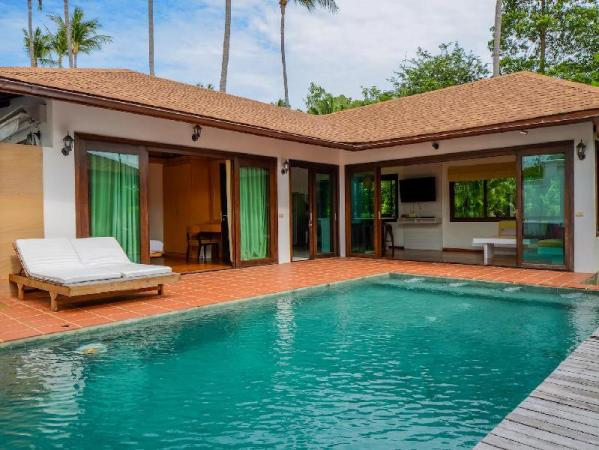 Jean Pool Villa Koh Samui