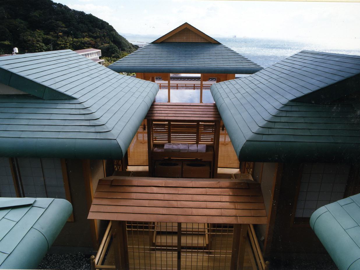 Sankai Onsen Shyuku Kaifuu 山海温泉粛海风旅馆