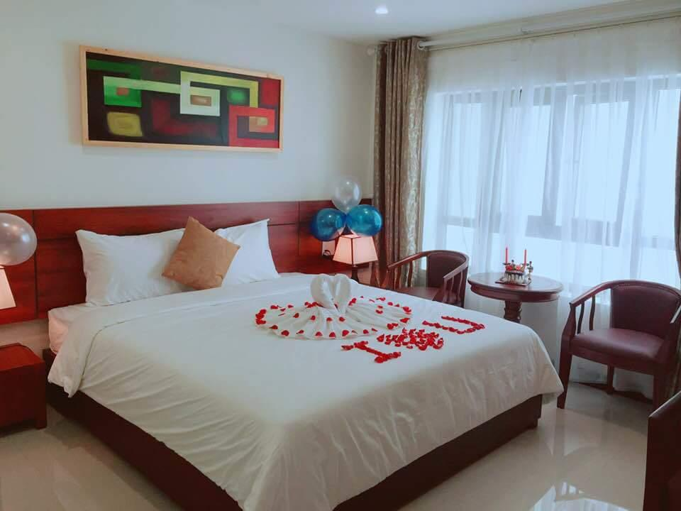 Quoc Cuong Center Hotel, Hải Châu
