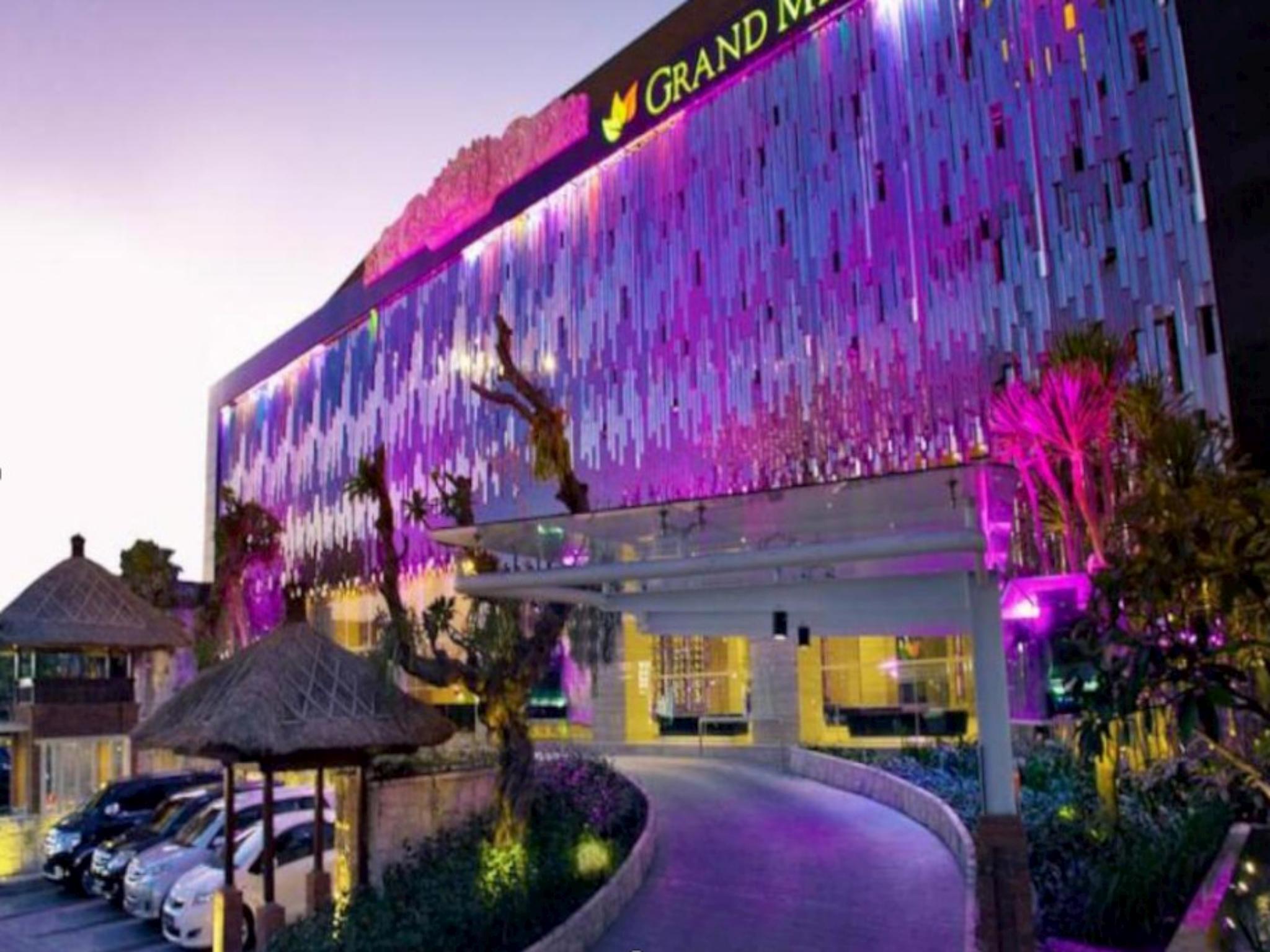 Grand Mega Resort Bali